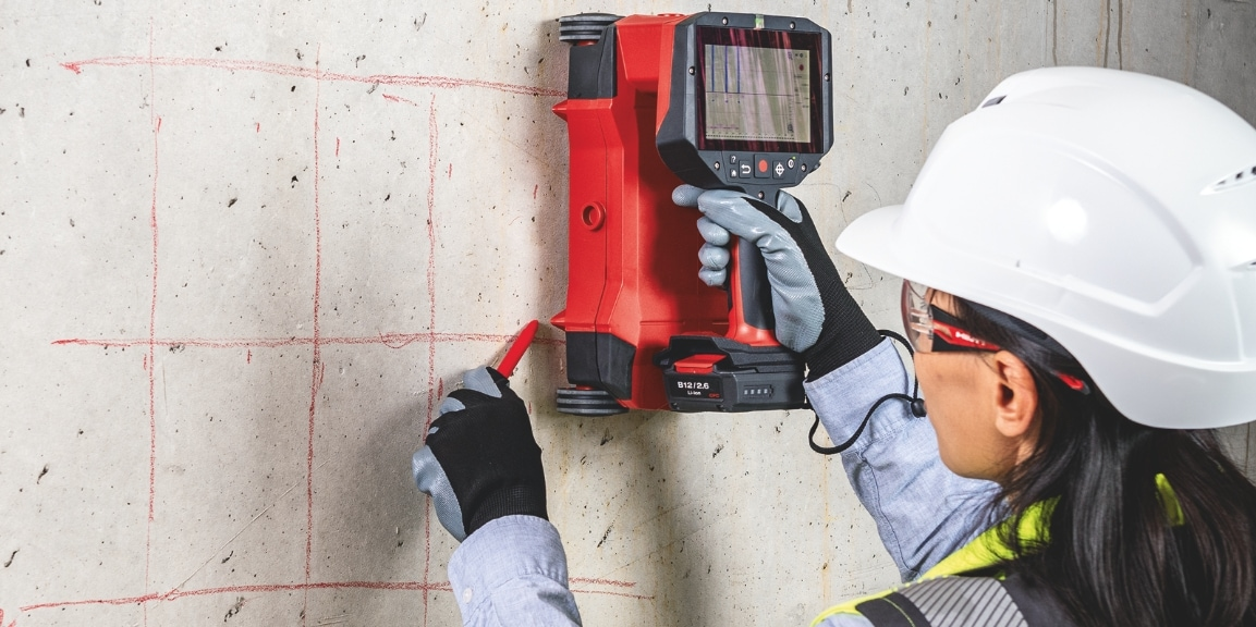 Hilti PS 200 Ferroscan detection system