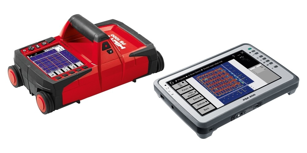 HILTI PS 1000 X-SCAN-System